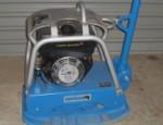 Weber pladevibrator 180kg